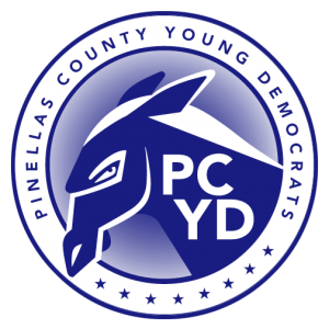 Pinellas County Young Democrats Logo