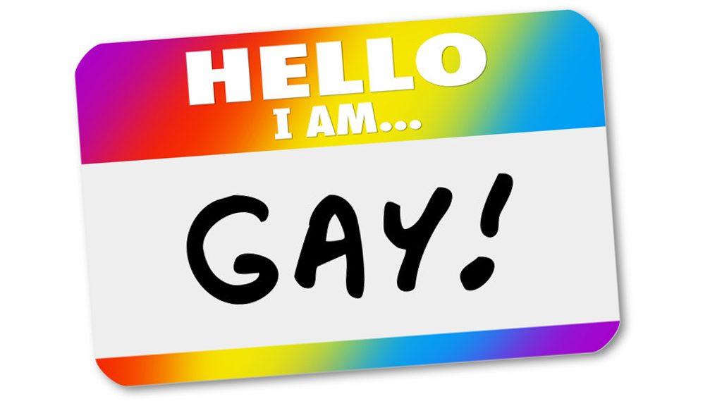 hello, i am gay