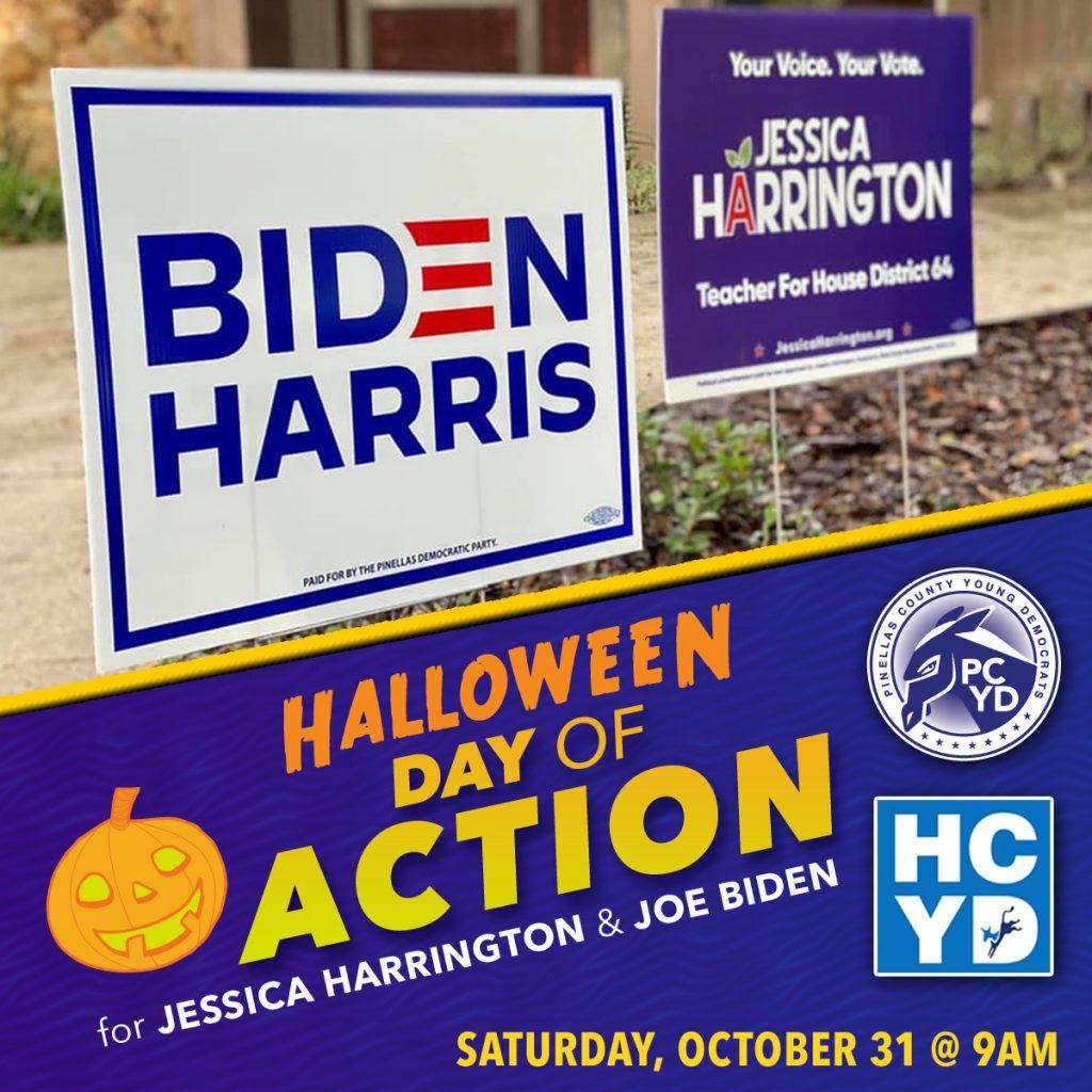 Jessica Harrington Volunteer