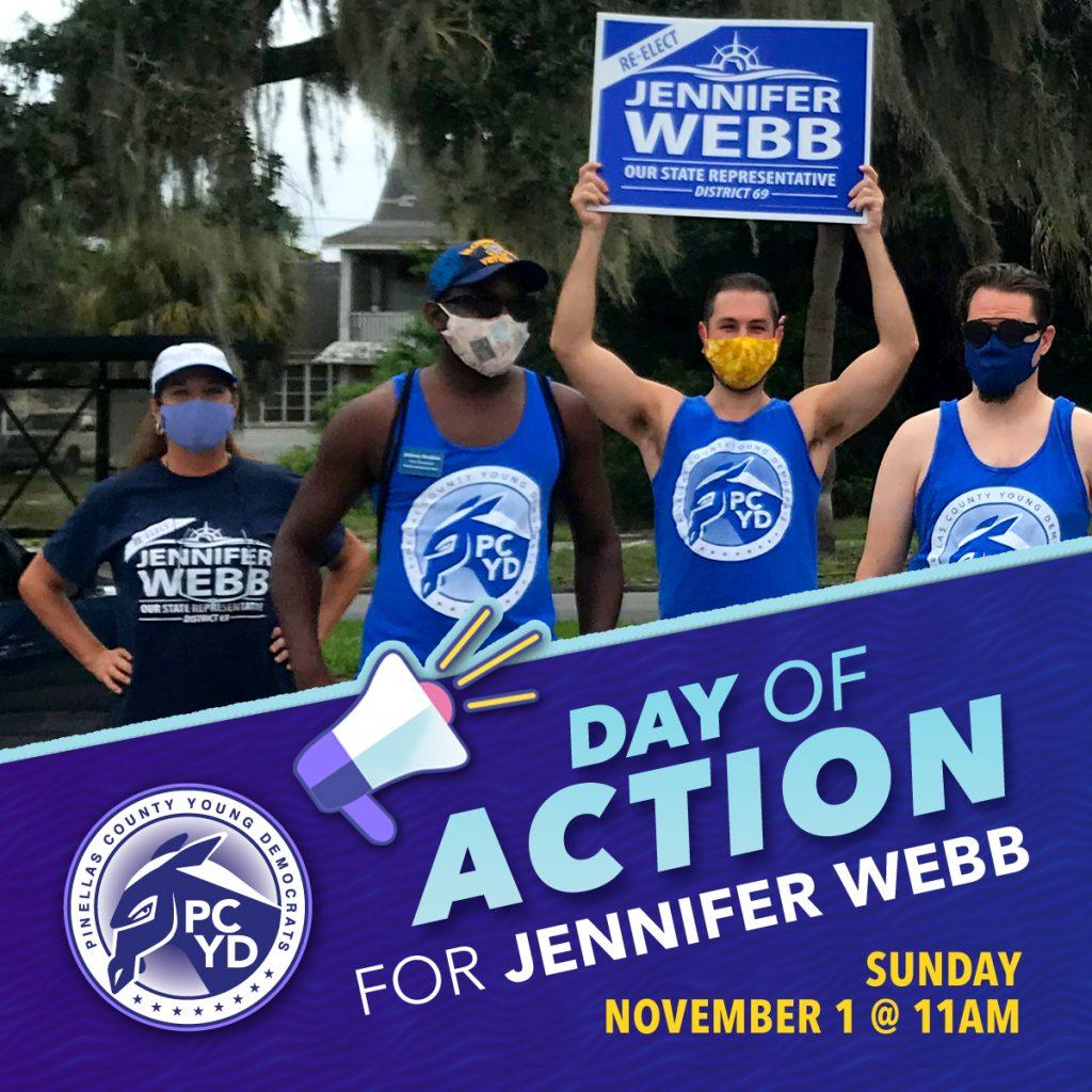 Jennifer Webb Volunteer