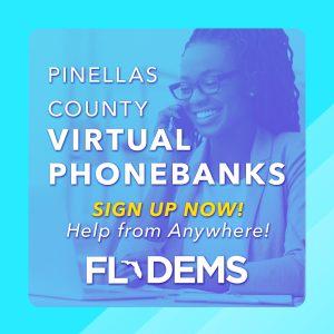 Pinellas County Virtual Phonebanks