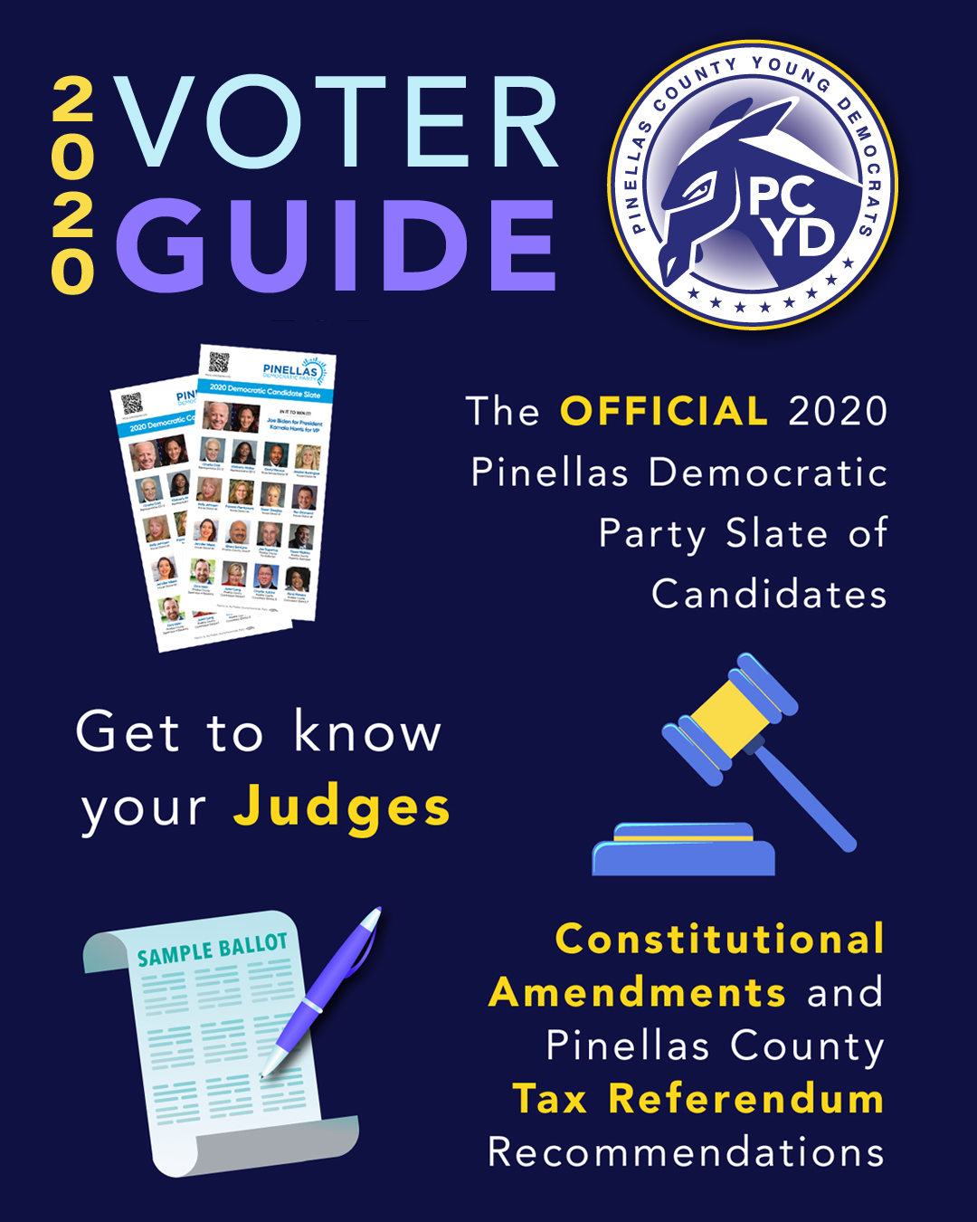 Pinellas County Voter Guide